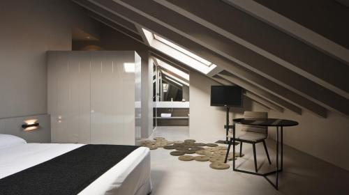 Habitación Doble - 1 o 2 camas - Uso individual Caro Hotel 8