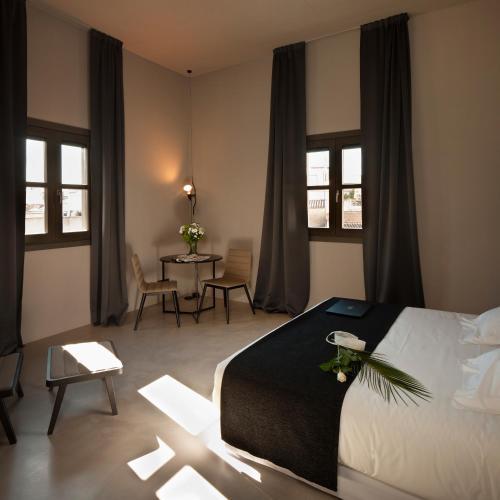 Habitación Doble Superior - 1 o 2 camas - Uso individual Caro Hotel 14