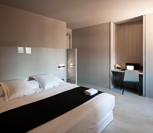 Superior Doppel- oder Zweibettzimmer - Einzelnutzung Caro Hotel 24