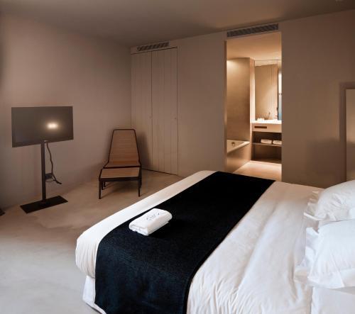 Habitación Doble Superior - 1 o 2 camas - Uso individual Caro Hotel 12
