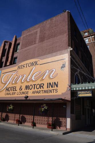Finlen Hotel And Motor Inn - Butte, MT 59701