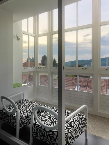 Superior Doppelzimmer mit Bad Moure Hotel 5