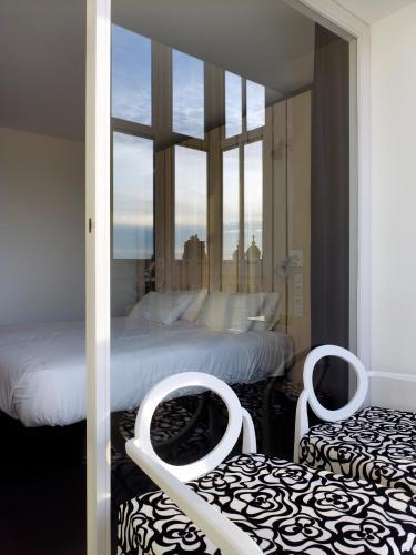 Superior Doppelzimmer mit Bad Moure Hotel 4