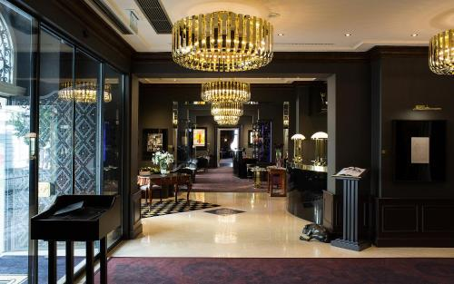 Le Palais Art Hotel Prague