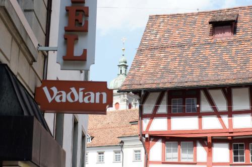 . Hotel Vadian Garni