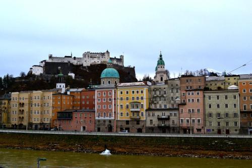 Appartement Easyapartments Altstadt 1, 5020 Salzburg