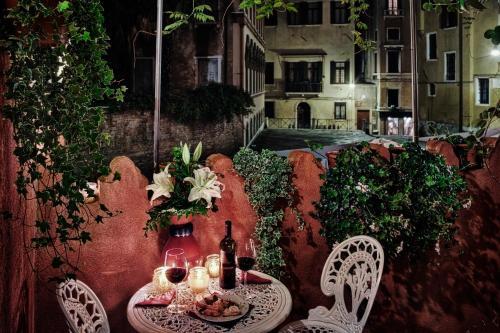 San Marco 3457/A, Venice, 30124.