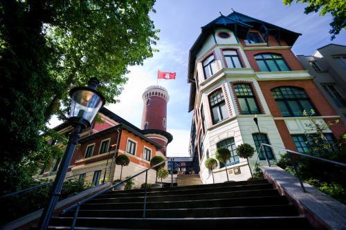Hotel Süllberg Karlheinz Hauser impression