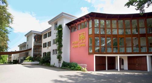 Hotel Hohe Linde - Isny im Allgäu