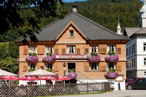 Hotel Gasthof Hirschen - Bezau
