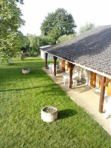 Les Rolanges Chambres d'hôtes - Accommodation - Saint-Bernard
