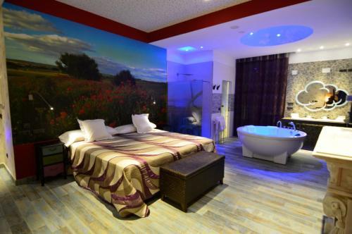 Suite Hotel SPA Bodega El Lagar de Isilla 15