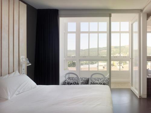 Superior Doppelzimmer mit Bad Moure Hotel 1