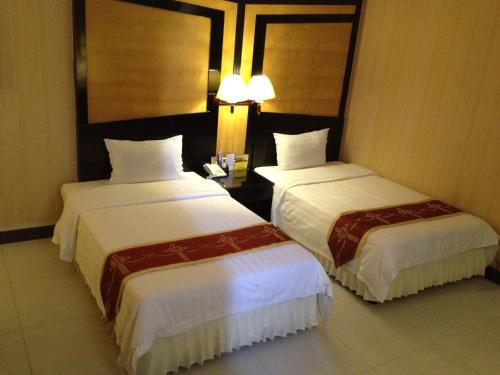 Kamar Deluxe Bisnis Queen (Deluxe Business  Queen Room)