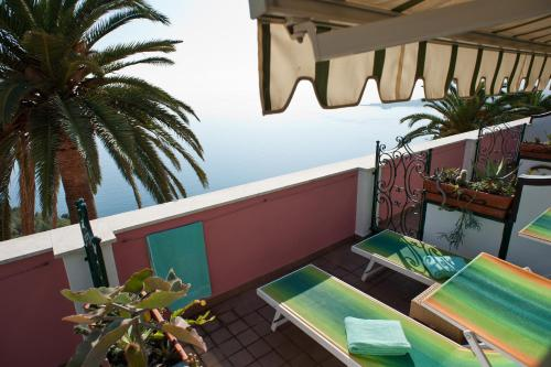 Junior Suite con Terrazza e Vista Mare - Ultimo Piano