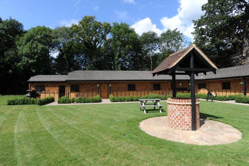 Hill Top Farm Lodges - Laterooms