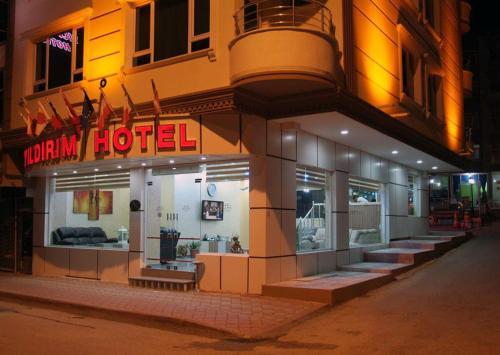 Şereflikoçhisar Yıldırım Hotel odalar