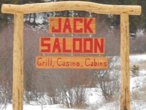 The Jack Saloon - Lolo, MT 59847