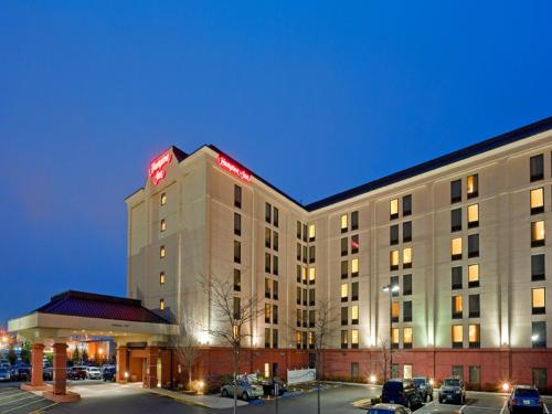 Hampton Inn Boston Logan Airport
