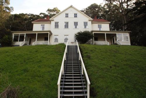 Hi Marin Headlands Hostel