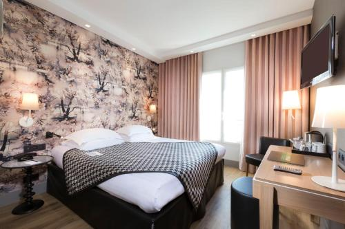 Quality Hotel Acanthe - Boulogne Billancourt photo 15