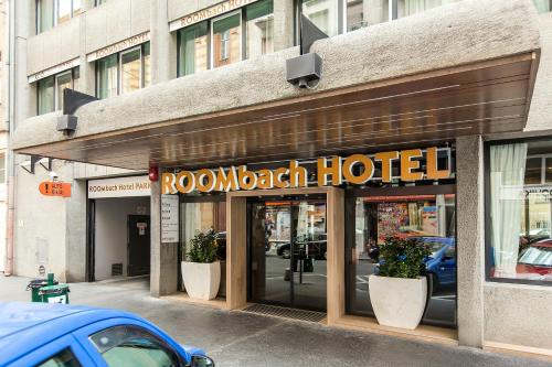 Roombach Hotel Budapest Center photo 27