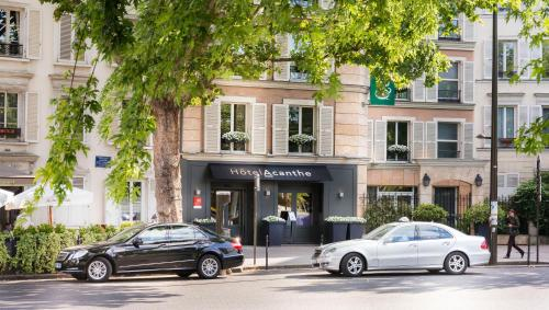 Quality Hotel Acanthe - Boulogne Billancourt photo 34