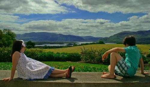 Lakes of Killarney, Killarney, Ireland.