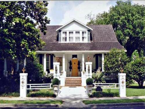 Ducote Williams House