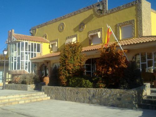Hotel-overnachting met je hond in Arcojalon - Arcos de Jalón