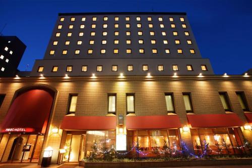札幌站前巢酒店
