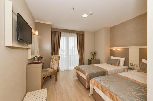 Istanbul Marcello Hotel fiyat