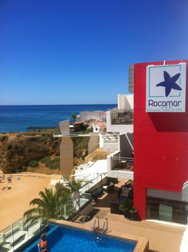 Rocamar Exclusive Hotel AND Spa, Albufeira