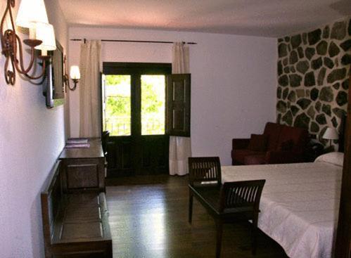 Habitación Doble - 1 o 2 camas Hotel Spa Villa de Mogarraz 9