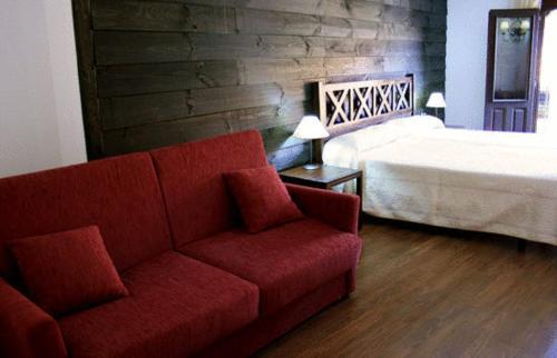 Habitación Doble Superior - 1 o 2 camas Hotel Spa Villa de Mogarraz 6