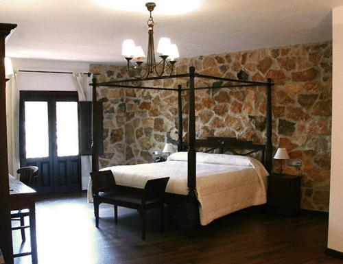 Habitación Doble Superior - 1 o 2 camas Hotel Spa Villa de Mogarraz 8
