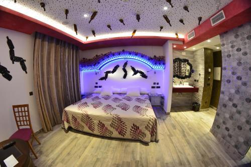 Habitación Doble - 1 o 2 camas - Uso individual Hotel SPA Bodega El Lagar de Isilla 11