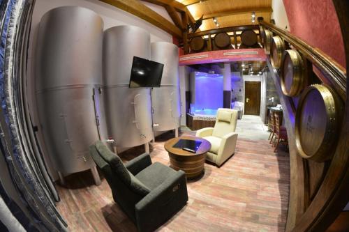 Suite Superior - Uso individual Hotel SPA Bodega El Lagar de Isilla 5