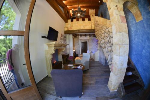 Superior Suite - single occupancy Hotel el Lagar de Isilla 20