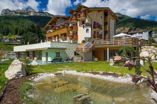 Nature Wellness Hotel Renato - Campitello di Fassa