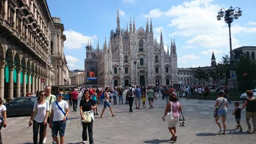 Hotel Flat in Duomo