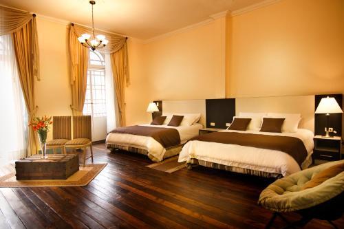 Hotel Del Parque Hotel & Suites
