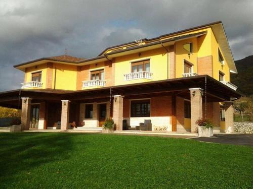 B&B La Villa Di Capitignano - Accommodation