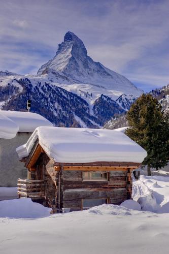 Chalet Alpoase - Zermatt