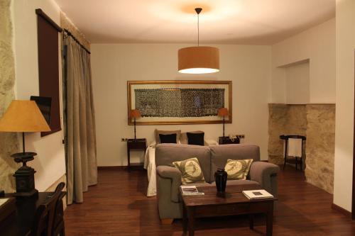 Suite - single occupancy Hotel Las Casas del Consul 12