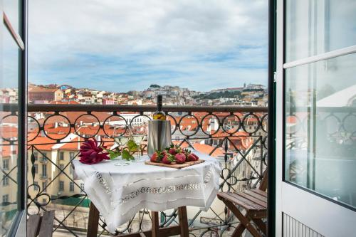 Rossio - Chiado | Lisbon Cheese & Wine Apartments, 1200-234 Lissabon