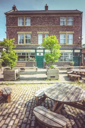 James Place Street, Newcastle upon Tyne, NE6 1LD, England.