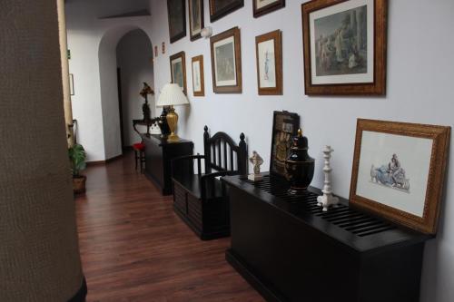 Habitación Doble con cama supletoria (3 adultos) Hotel Las Casas del Consul 8