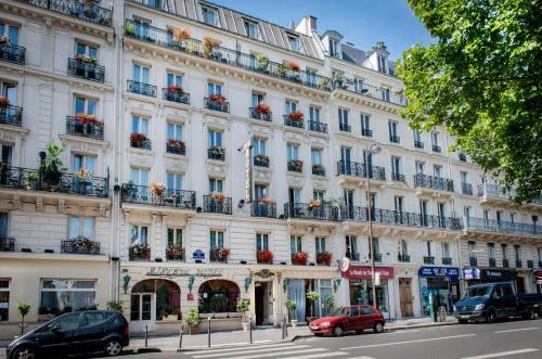 Hotel Minerve, Notre Dame