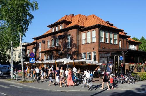 . Hotel Villa Wesset